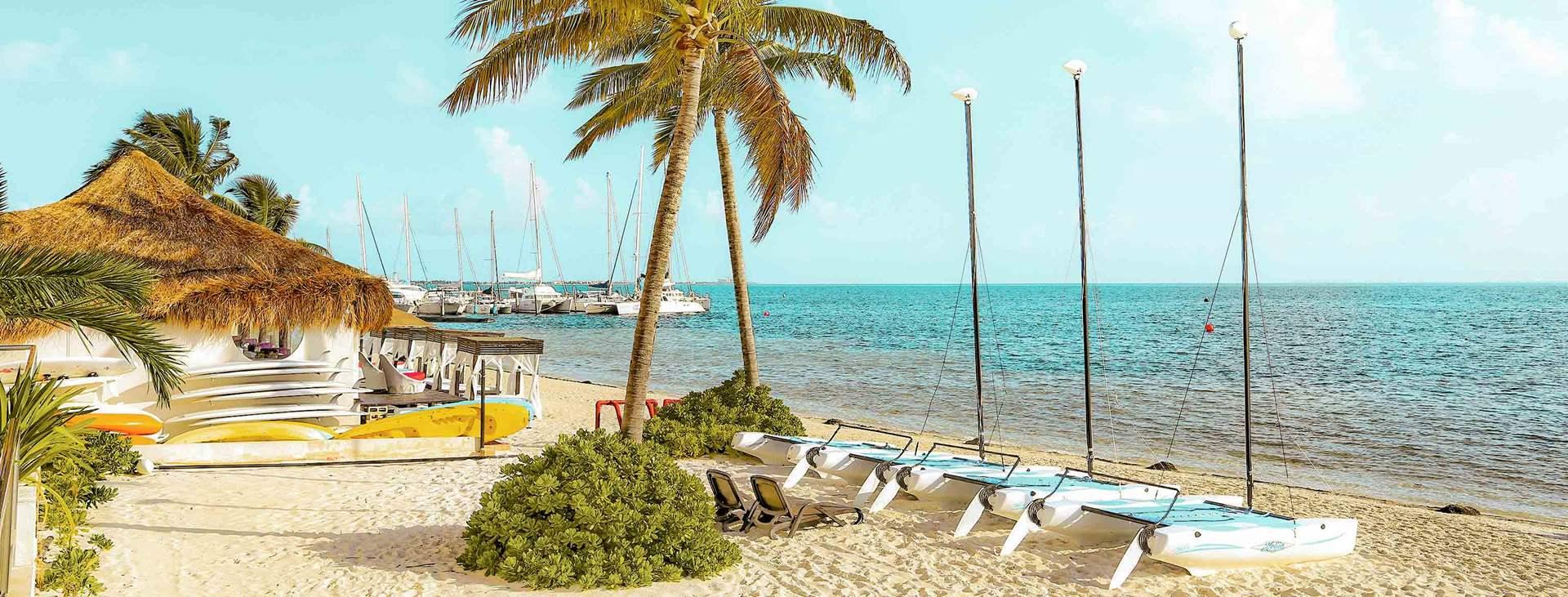 Varaa Tjäreborgilta All Inclusive -matkasi Cancúniin, Meksikoon