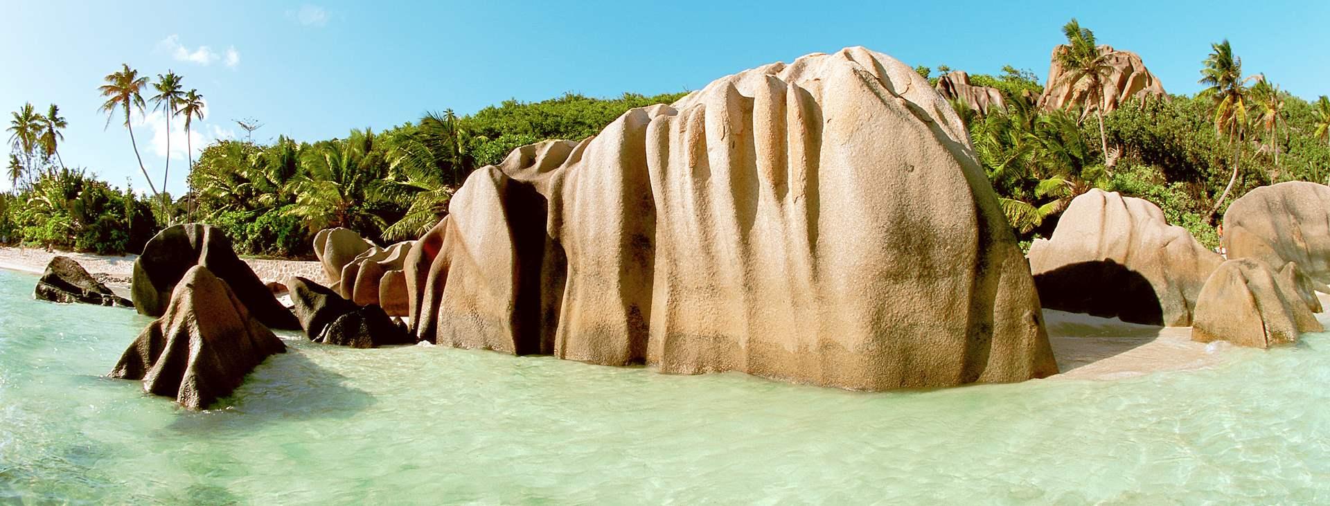 Vastustamattomia rantoja ja karibialaisia vaikutteita - Tjäreborgin La Dique Seychelleillä