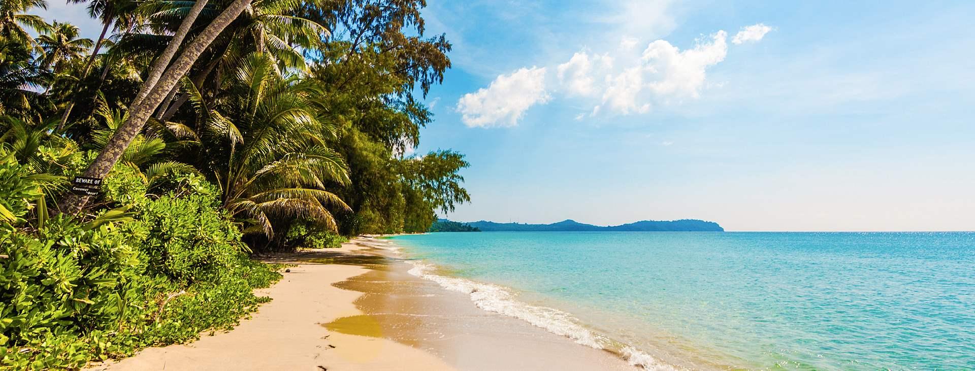 Varaa rentouttava loma Mahessa, Seychelleillä