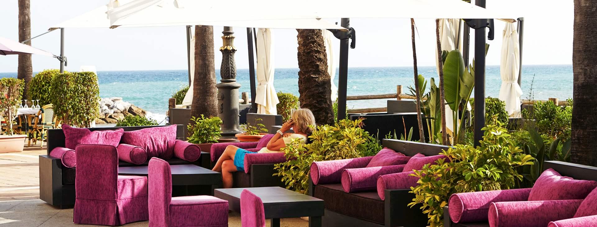 Varaa Tjäreborgin matka viehättävään Marbellaan, Costa del Solille