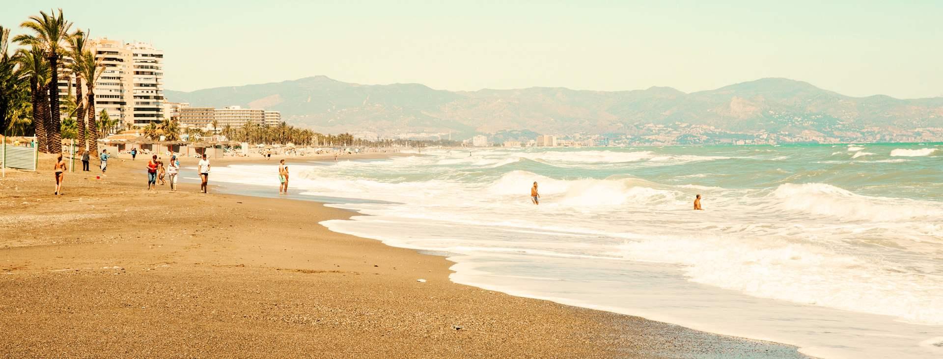 Varaa matka Torremolinokseen, Costa del Solille, Espanjaan