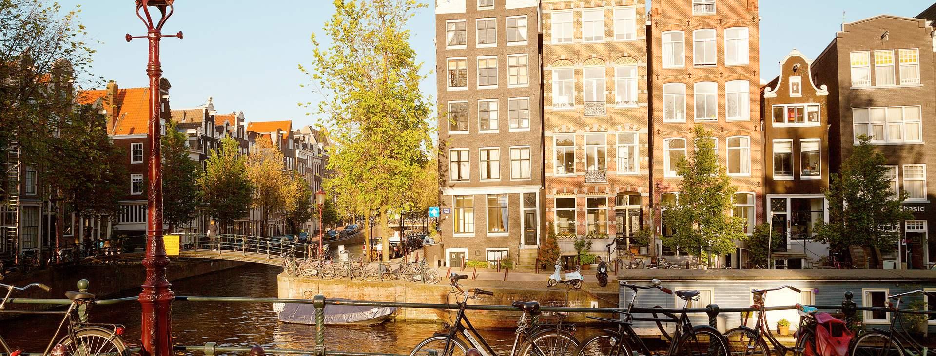 Tjäreborgin matkat Amsterdamiin, Hollantiin