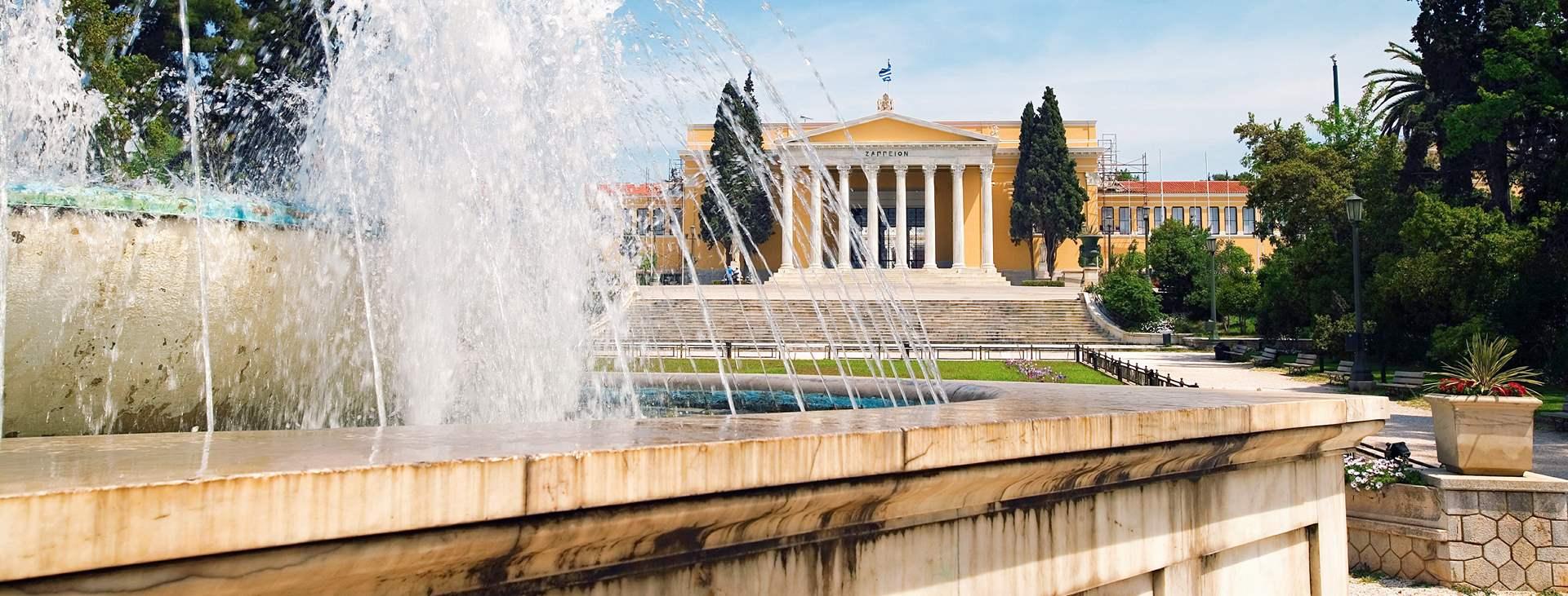 Matkat historialliseen Ateenaan, Kreikkaan