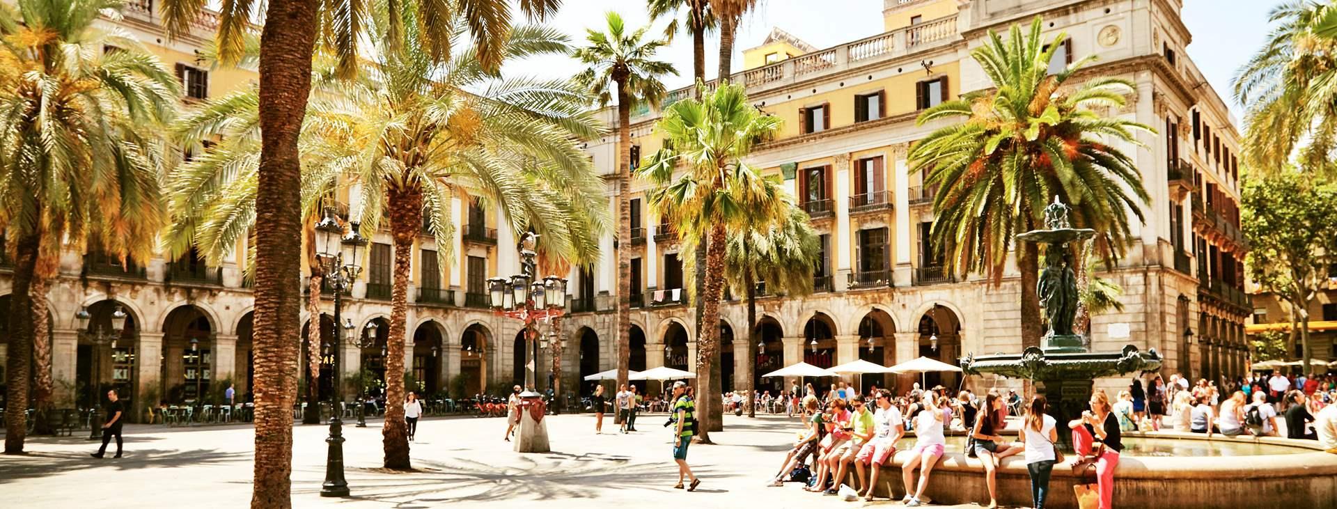 Varaa matka Barcelonaan, Espanjaan