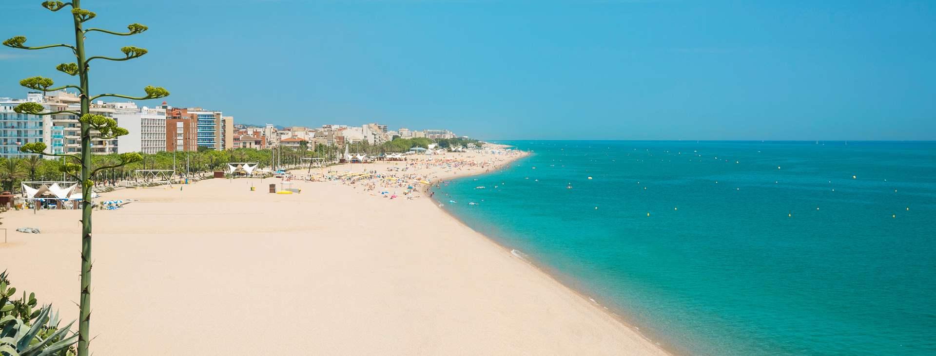 Matkat Calellaan, Costa Bravaan Espanjaan