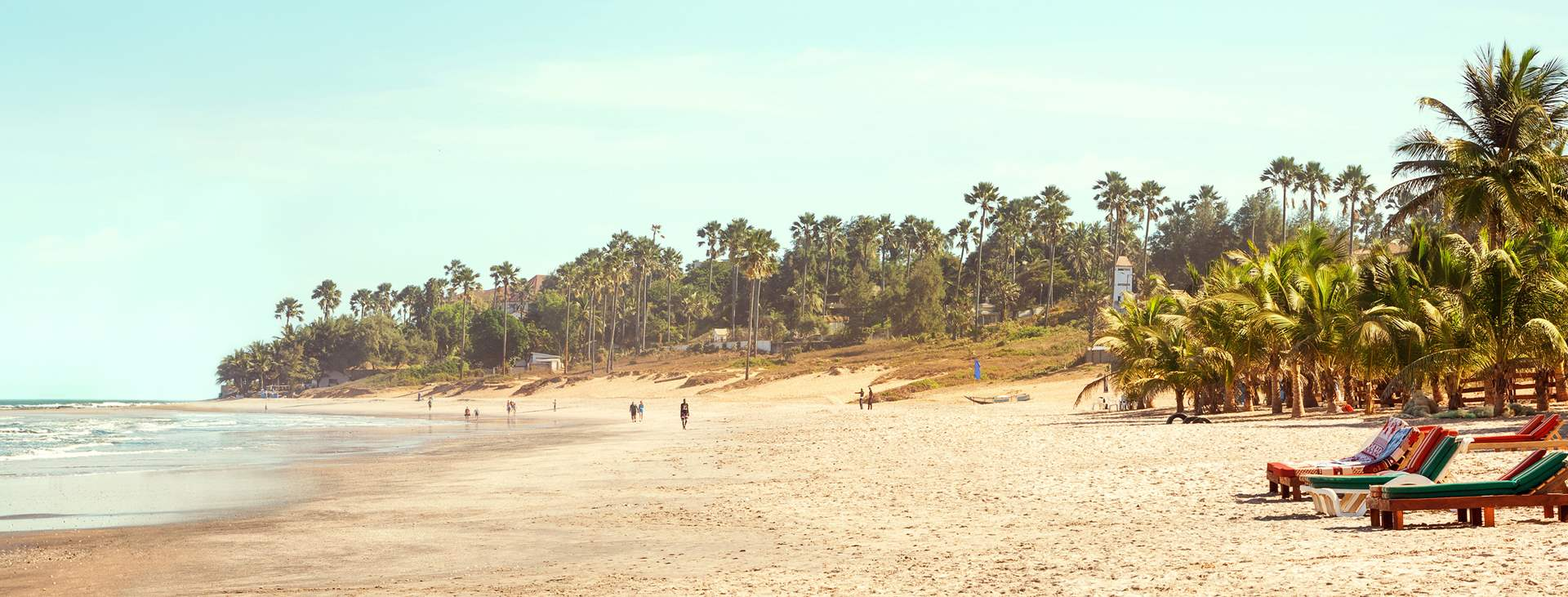 Varaa Tjäreborgilta lomamatka aurinkoiseen Gambiaan