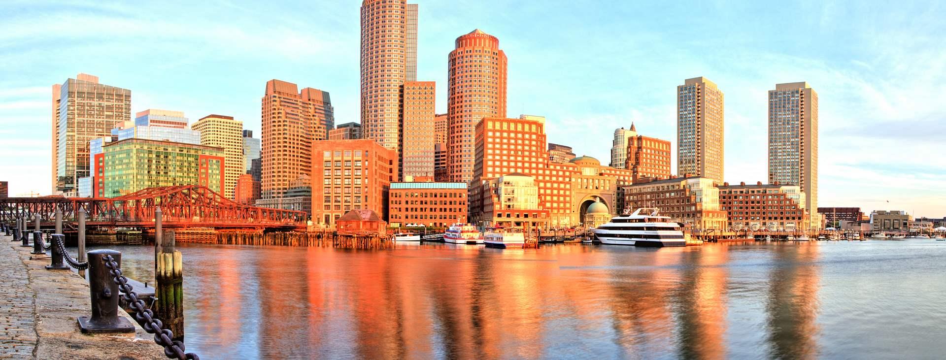 Lähde Tjäreborgin matkalle Bostoniin Yhdysvaltoihin