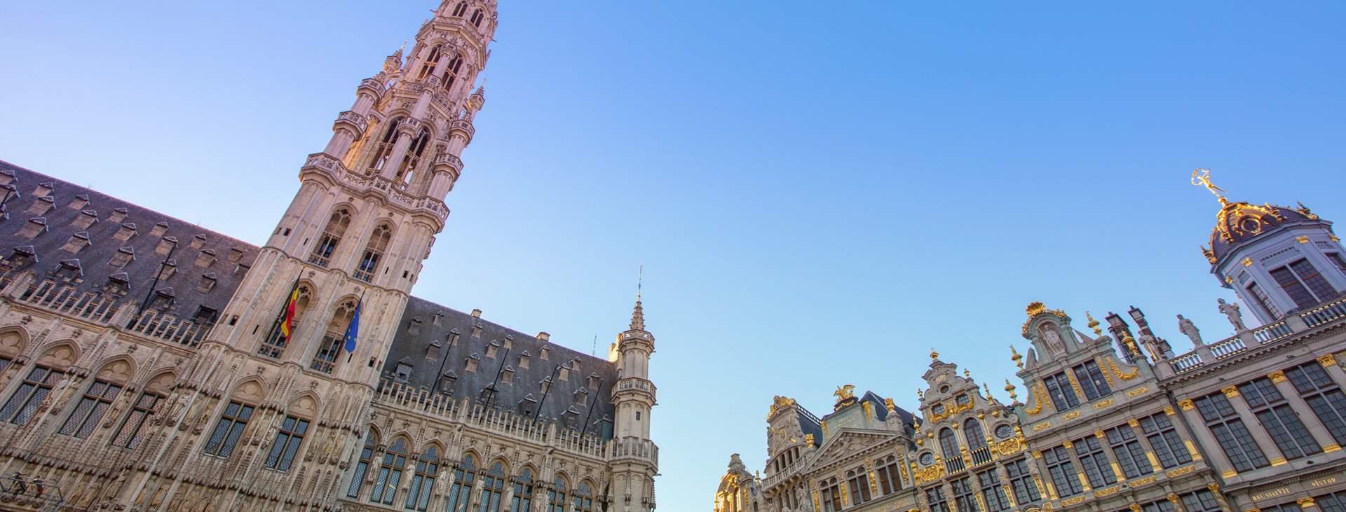 Varaa matka Tjäreborgilta Brysseliin, Belgiaan