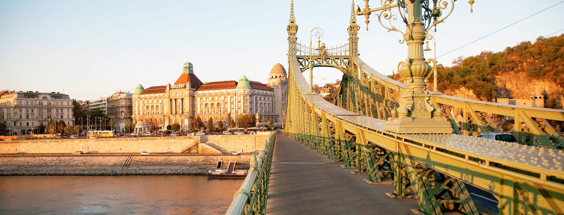 Budapestin matkat