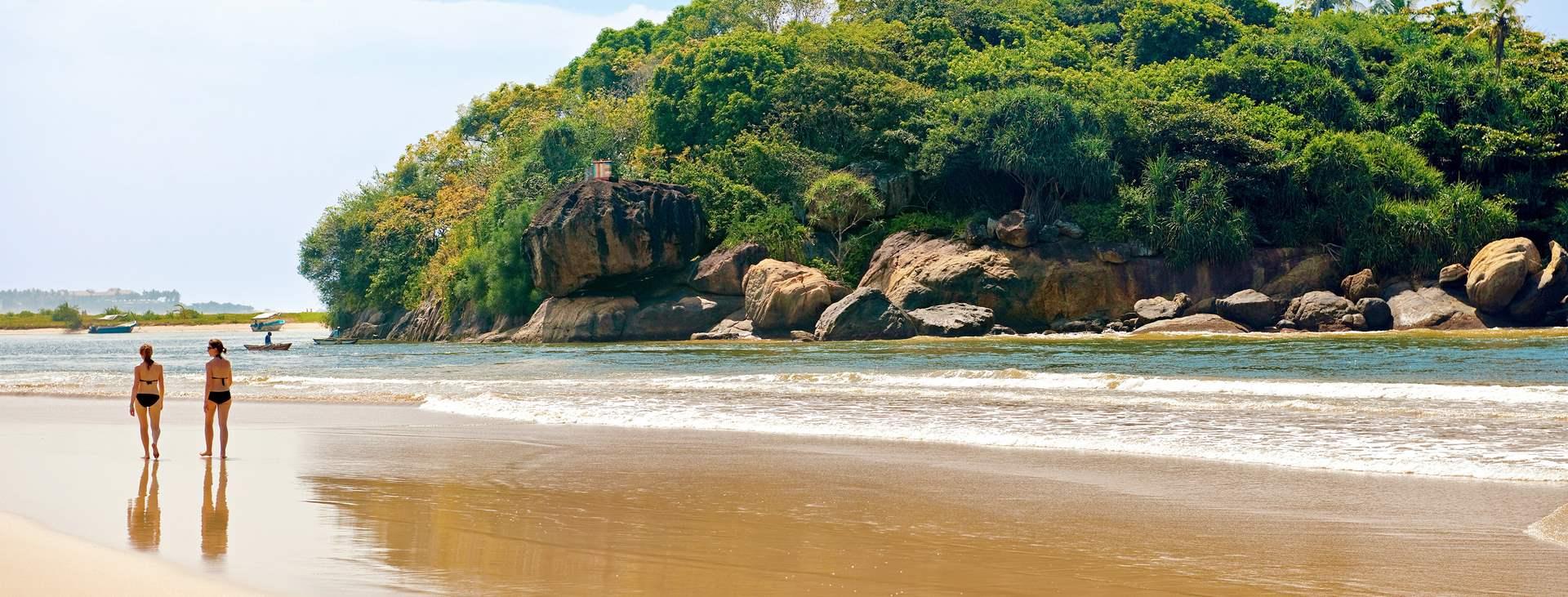Matkat Beruwalaan, vehreään Sri Lankaan