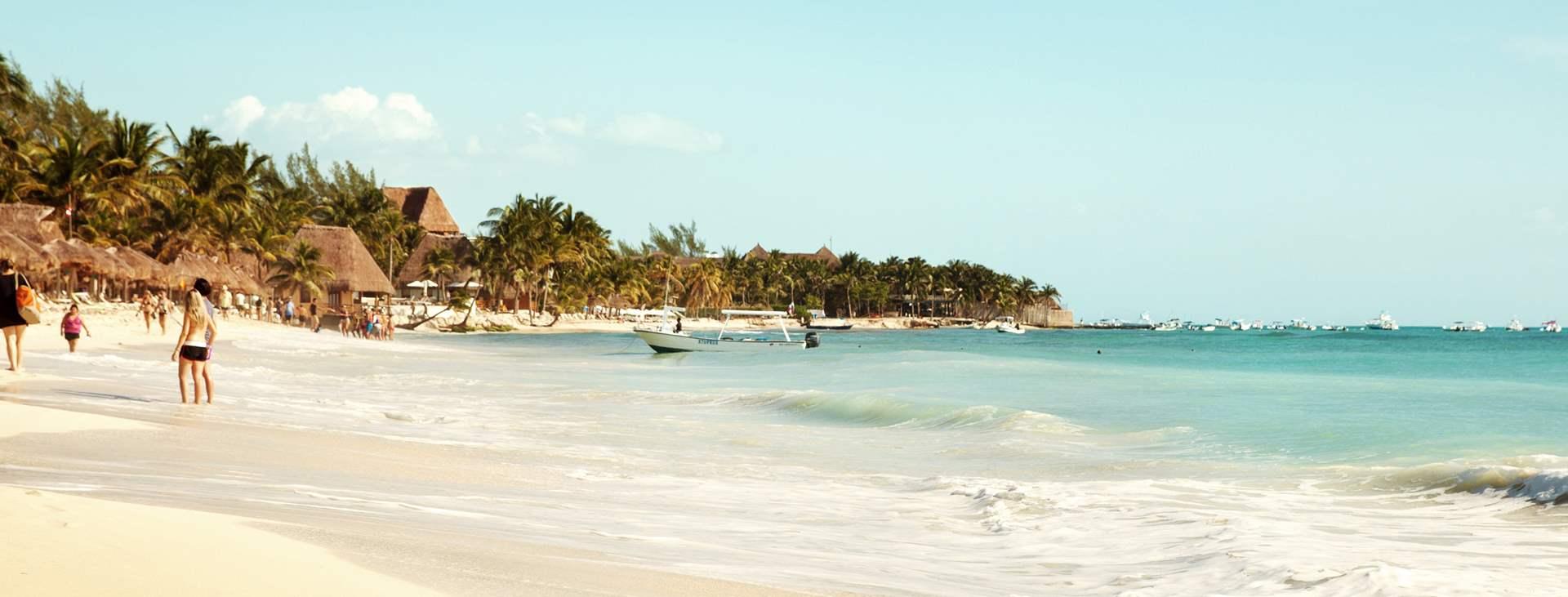 Varaa matkasi Tjäreborgilta Playa del Carmeniin, Meksikoon