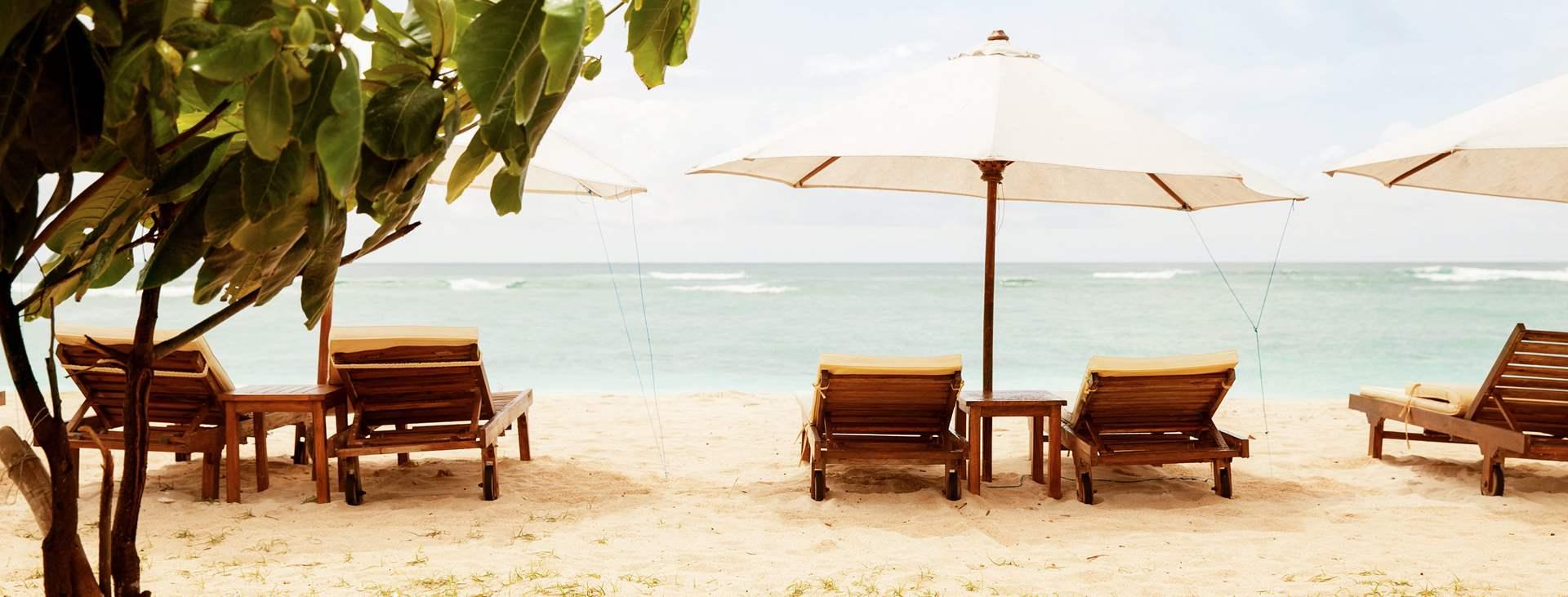 Nusa Dua on yksi hienostuneimmista lomakohteista Balilla