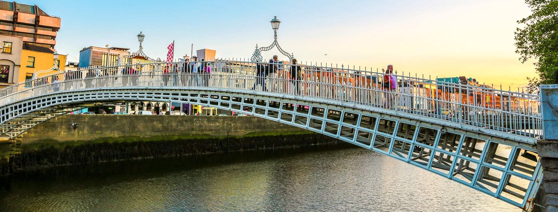 Dublin Kaupunkilomat Ja Matkat Lennot Ja Hotellit Tjareborg