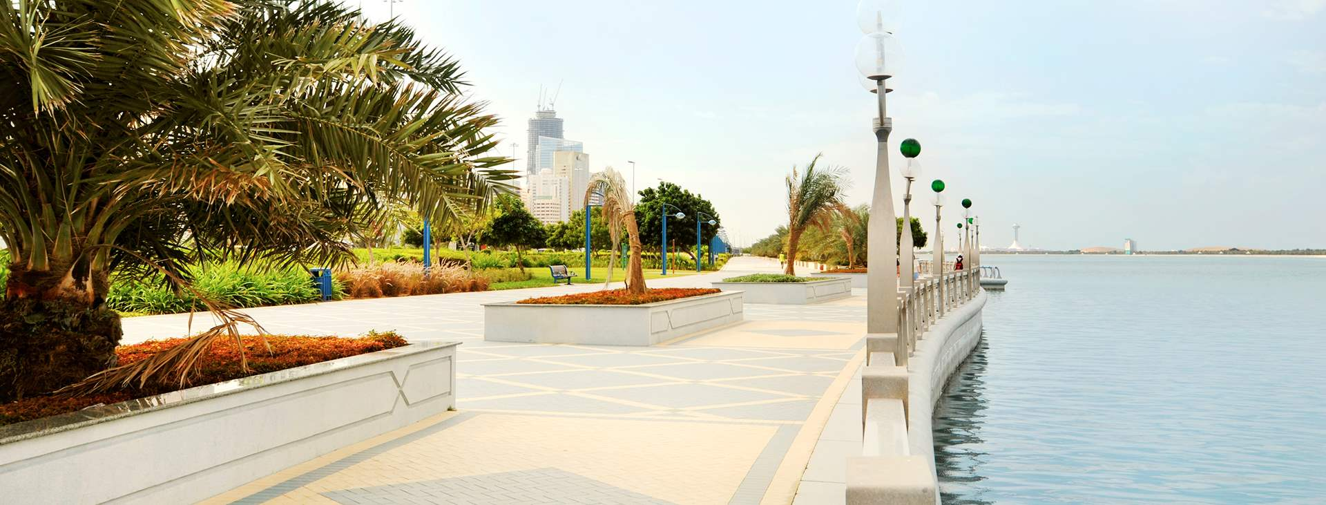 Abu Dhabi on kiehtovien vastakohtien suurkaupunki