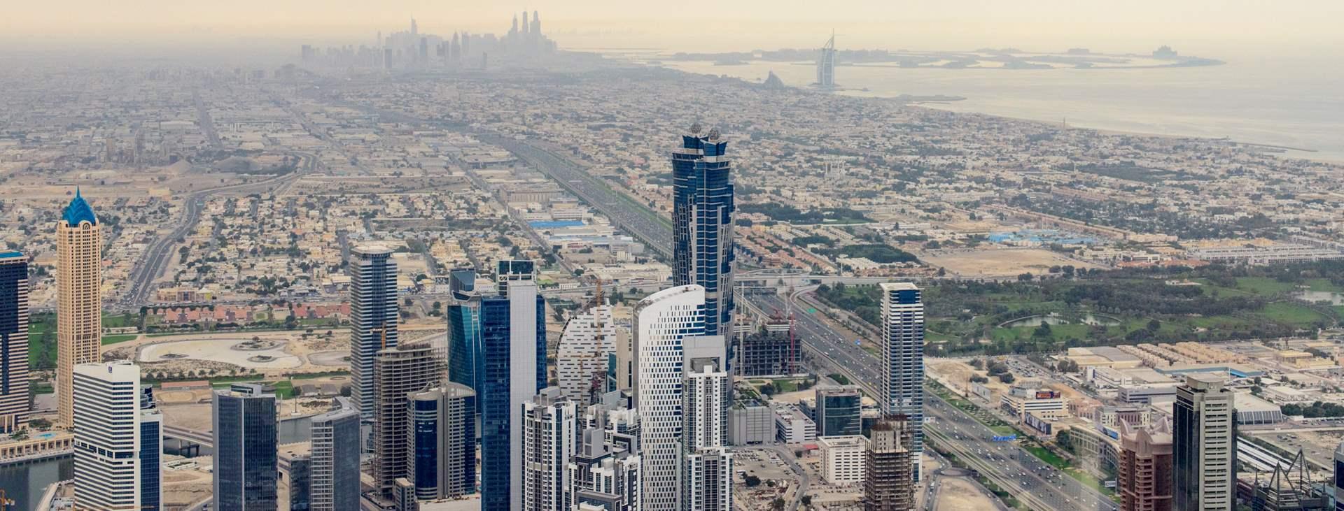 Varaa matka Downtown Dubaihin Tjäreborgilta