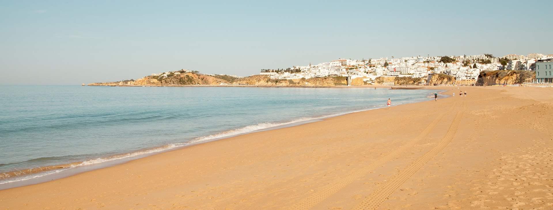 Matkat Albufeiraan Portugaliin