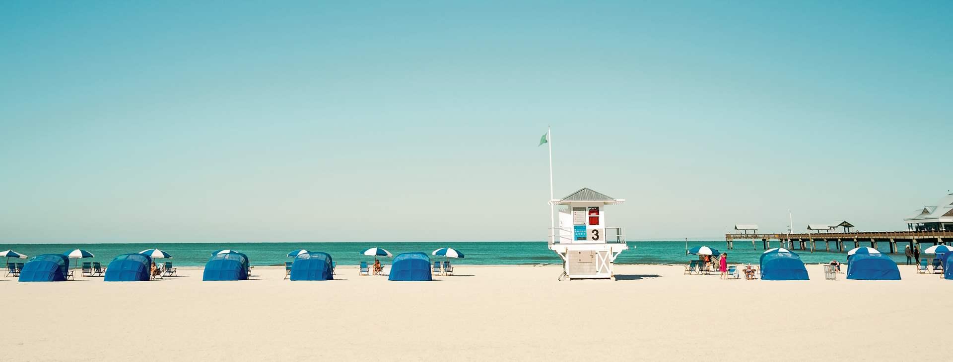 Varaa matka Tjäreborgin kautta Clearwater Beachille, Floridaan ja koe USA