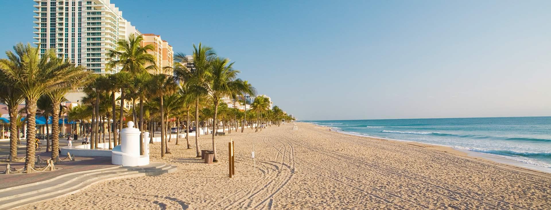 Varaa matka Fort Lauderdaleen, Floridaan ja koe USA