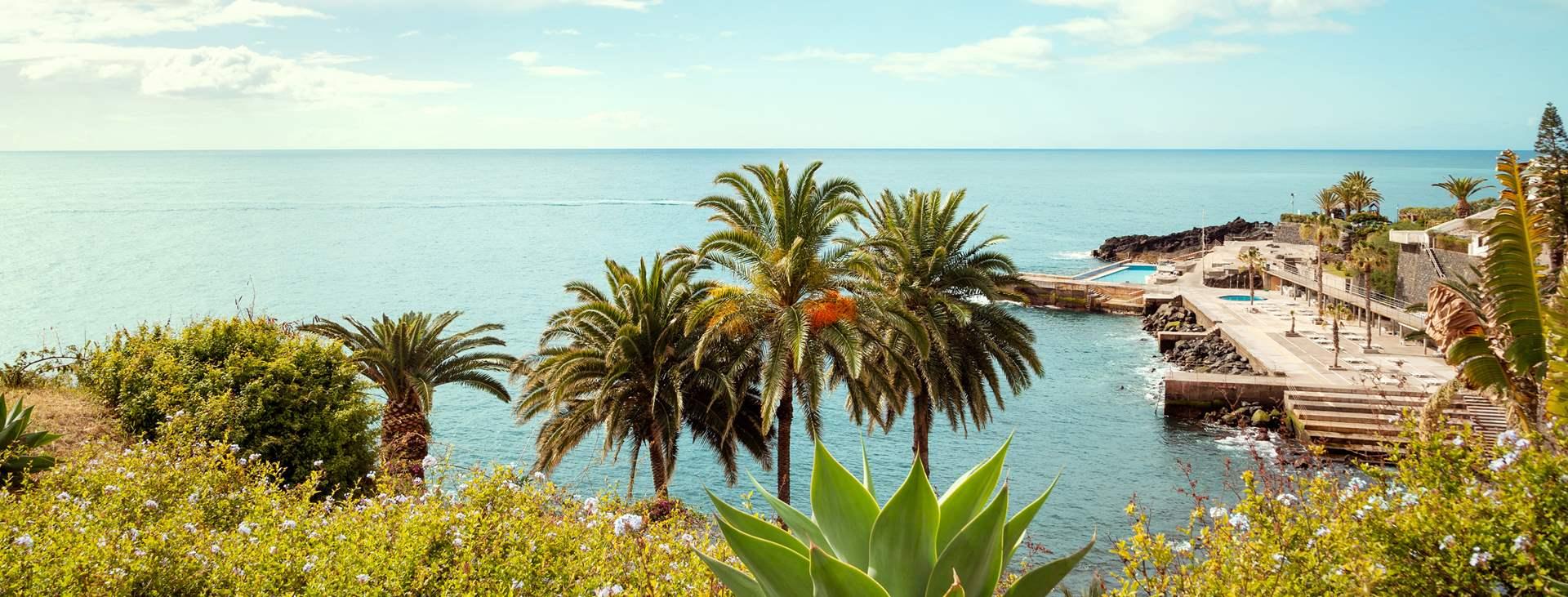 Mahtavia maisemia, levadavaelluksia - Kiehtova Funchal - varaa seuraava lomasi Tjäreborgilta