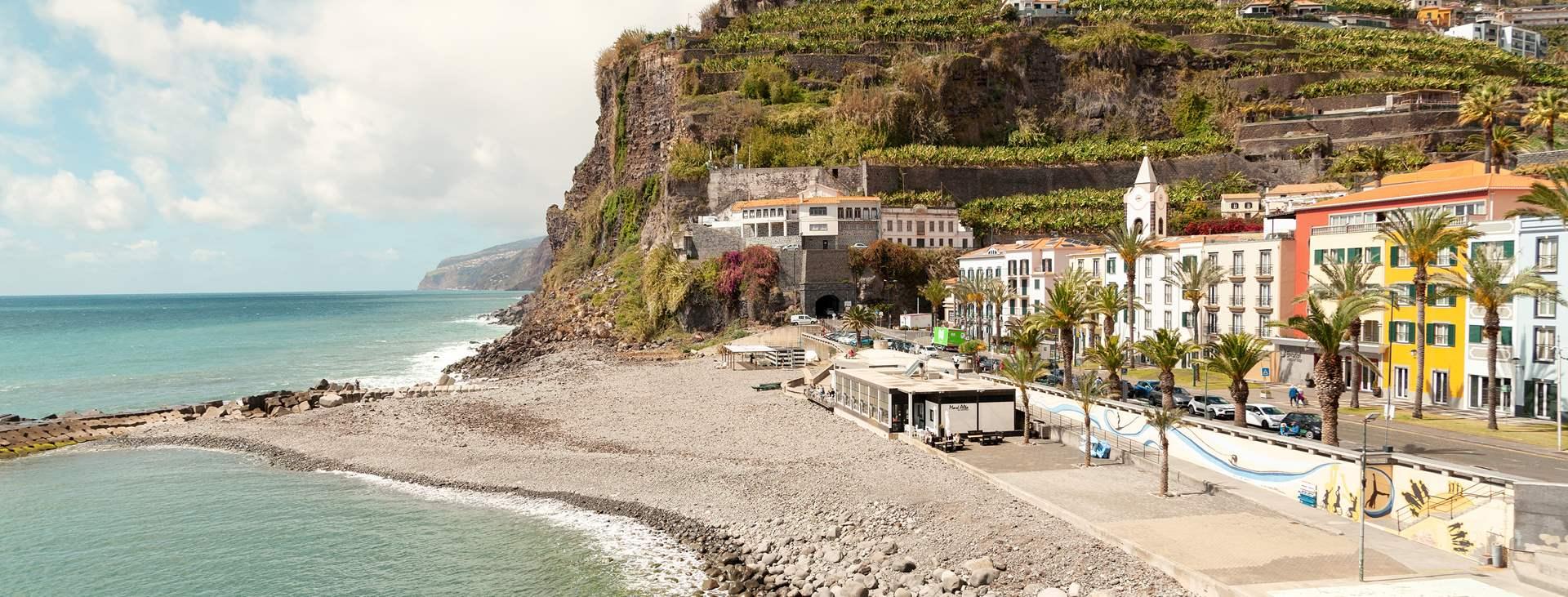 Lähde Tjäreborgin lomalle Ponta do Soliin, Madeiralle