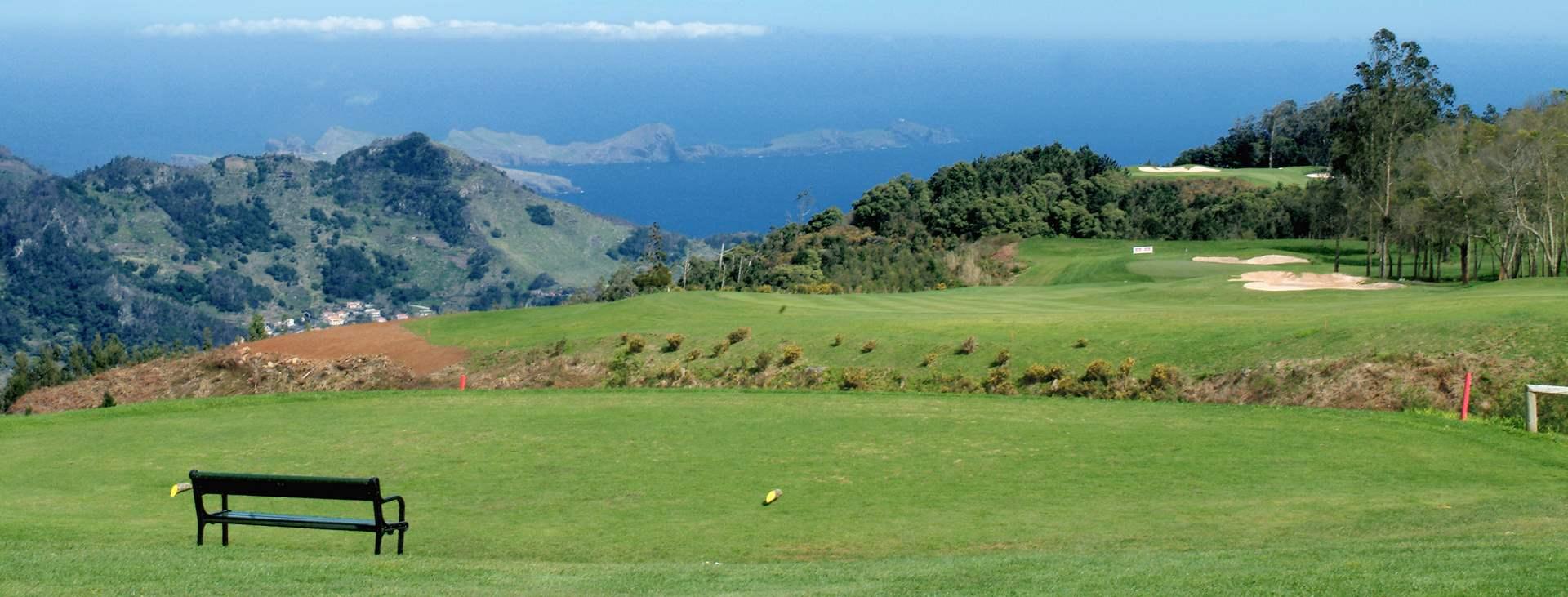 Tjäreborgin kautta Santo da Serraan, Madeiralle
