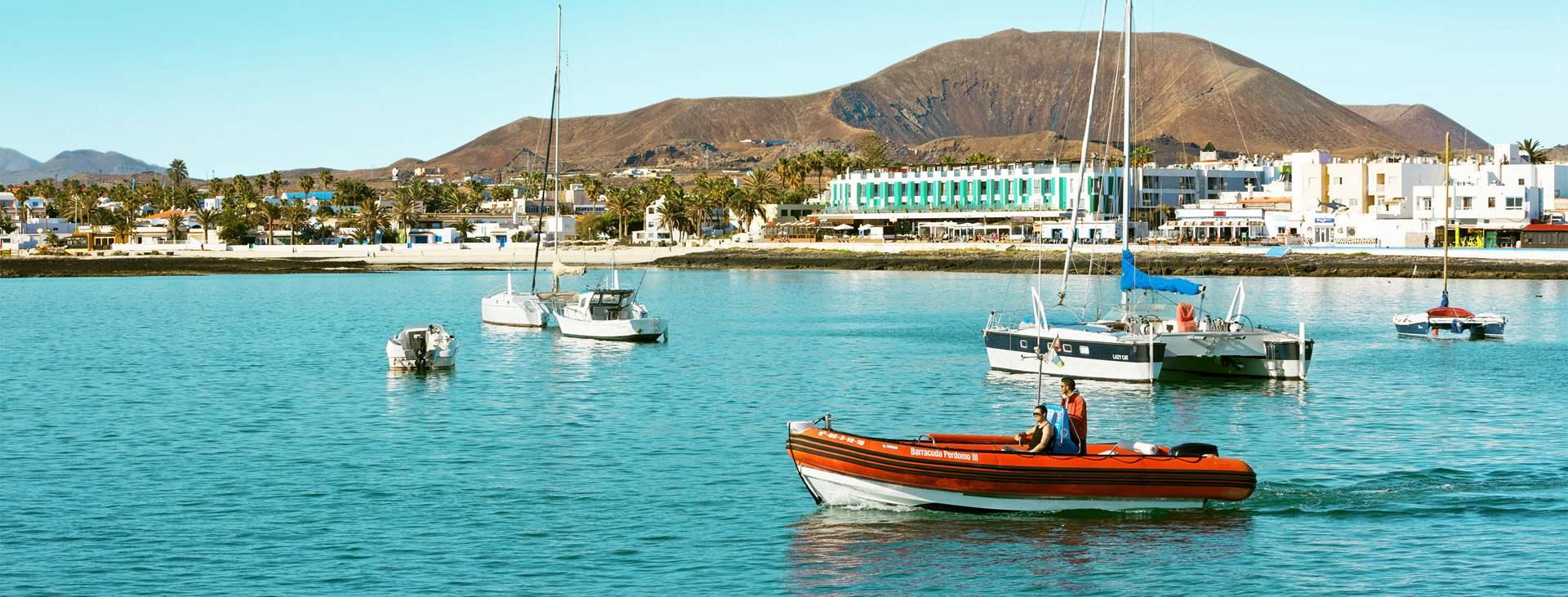 Varaa oma All Inclusive -matkasi Corralejoon, Fuerteventuralle