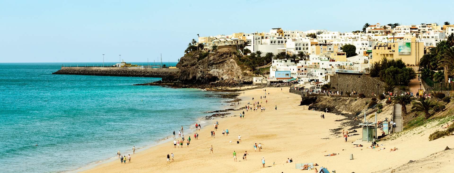 Varaa All Inclusive -hotelli Jandiassa, Fuerteventuralla