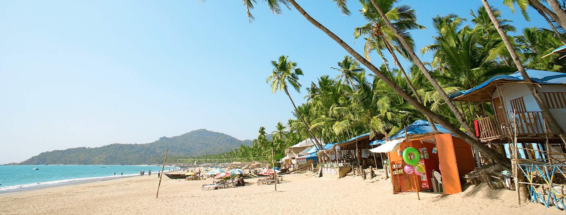 Matkoja Tjäreborgin kautta myös Etelä-Goaan, Intiaan