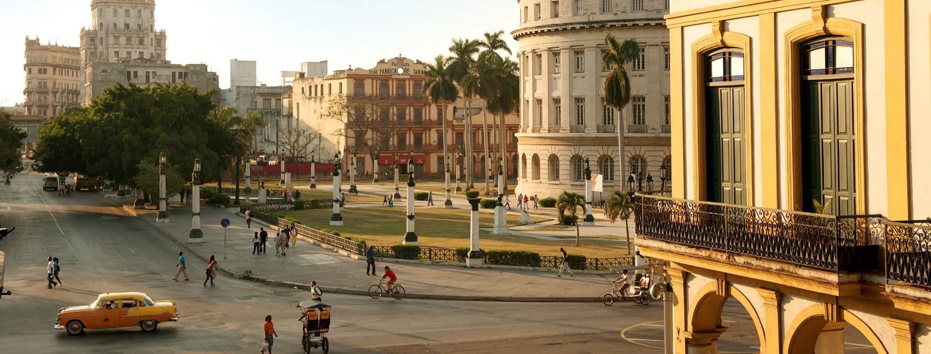 Varaa matka Havannaan, Kuubaan Tjäreborgilta