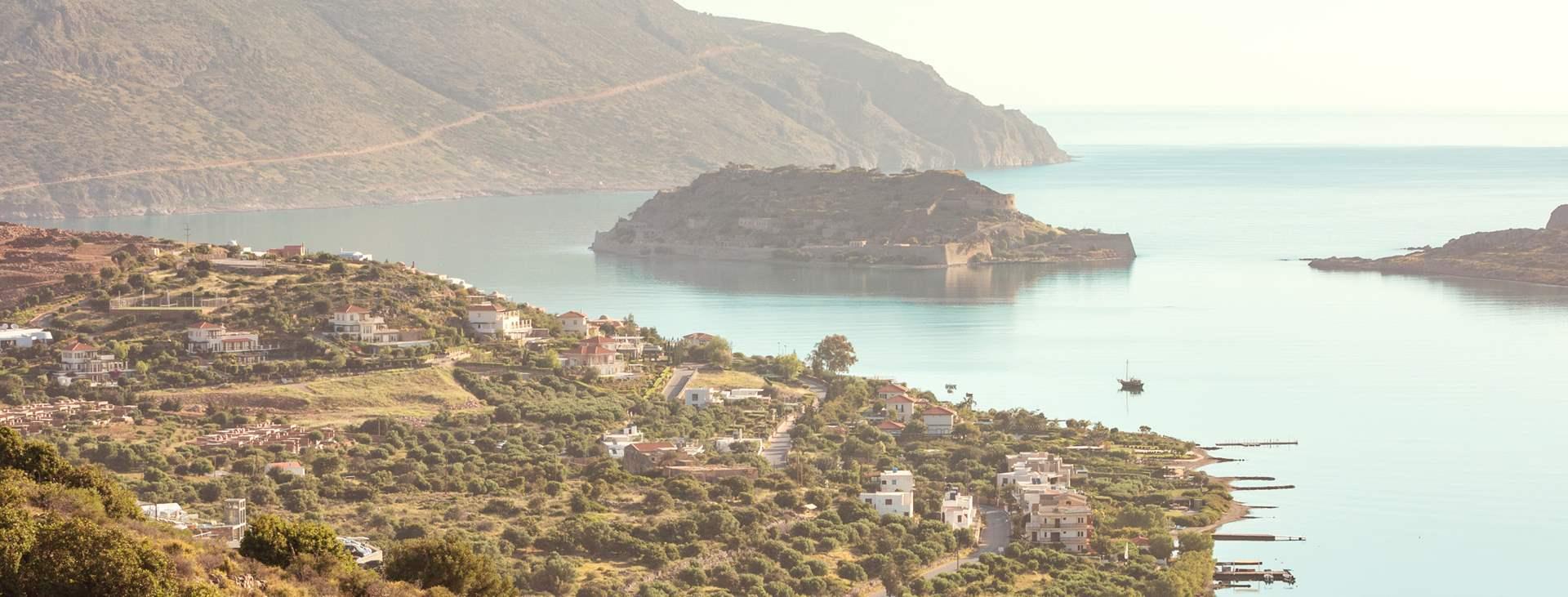 Rauhallinen Elounda - lähde lomalle Kreikkaan, Kreetalle