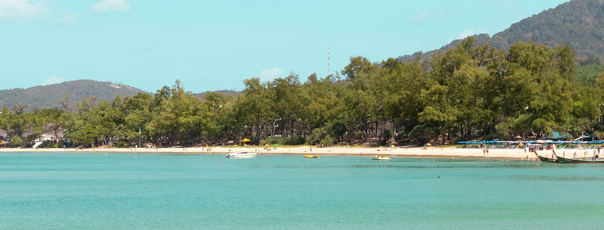 Varaa lomamatkasi Tjäreborgilta Kata Beachille, Thaimaahan