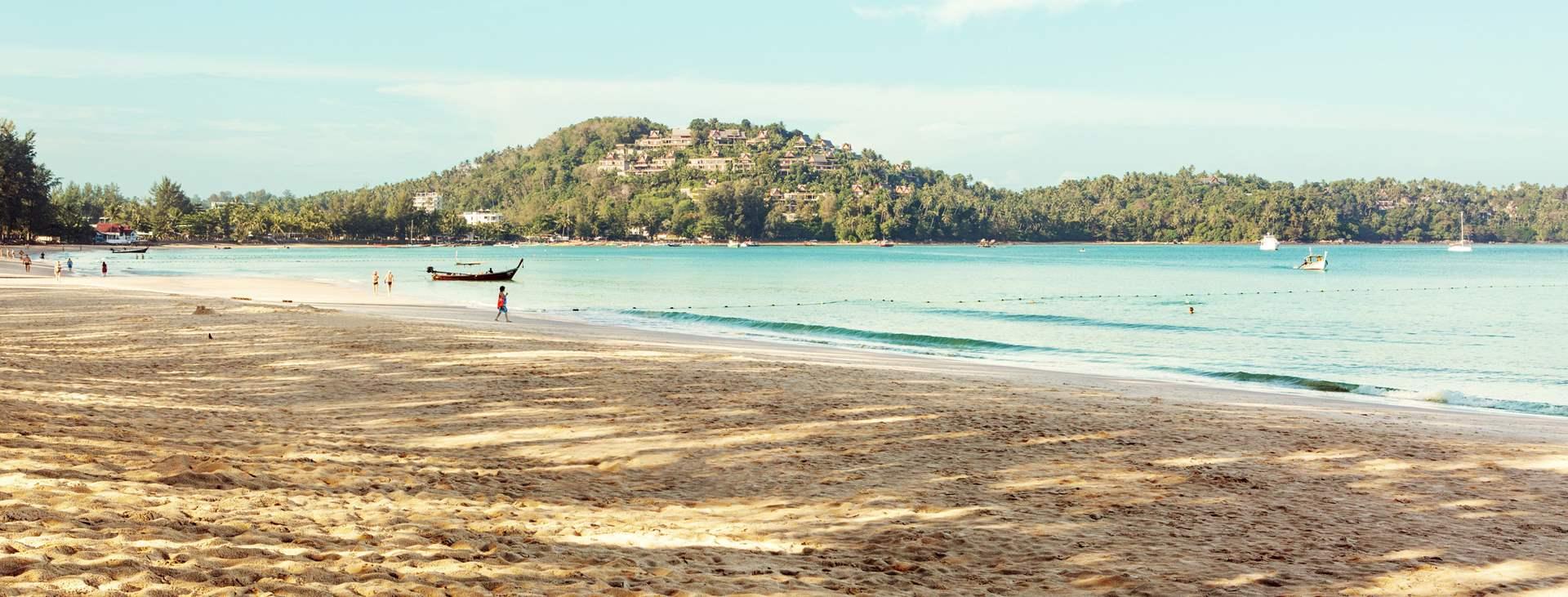 Varaa loma lapsiystävälliselle Bangtao Beachille, Thaimaahan