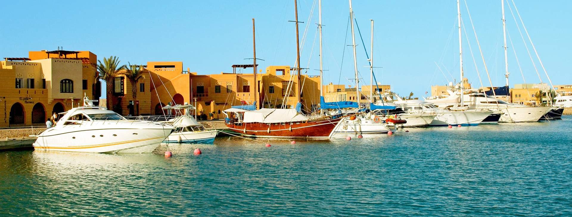 Golfaa Egyptissä - Varaa matka El Gounaan