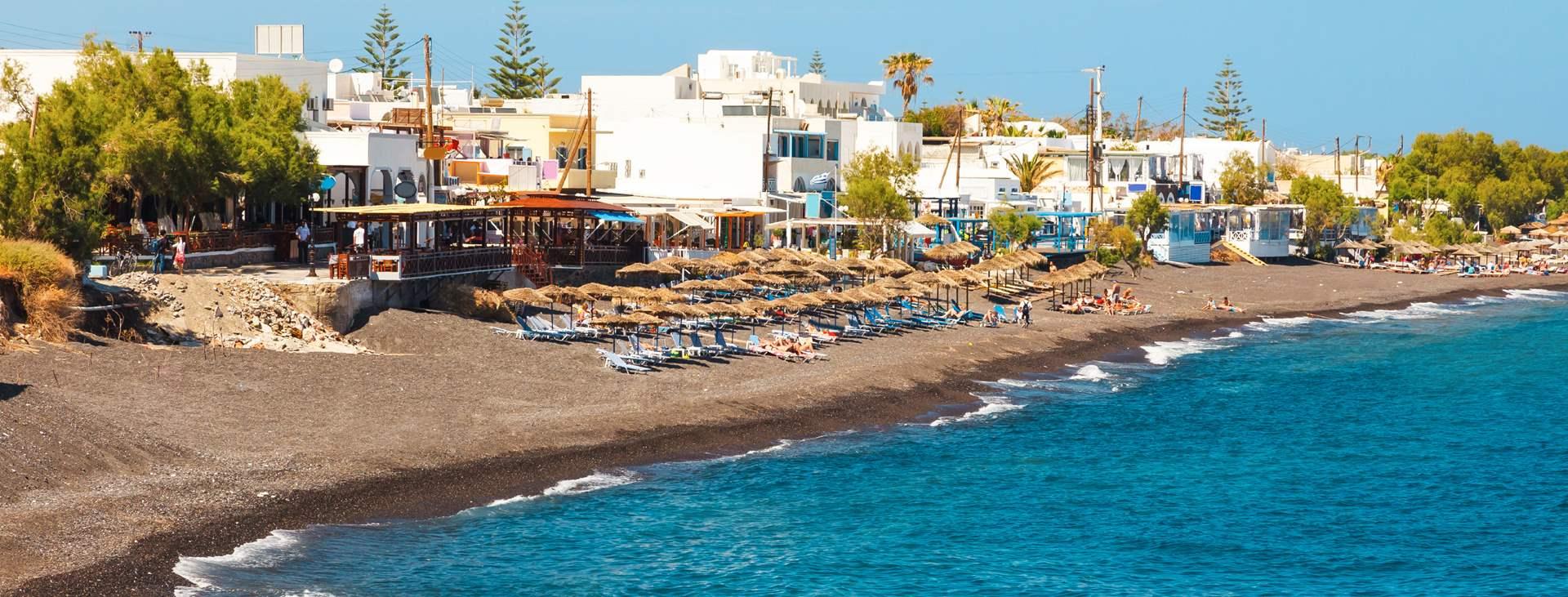 Matkoja myös Kamariin, Santorinille, Kreikkaan