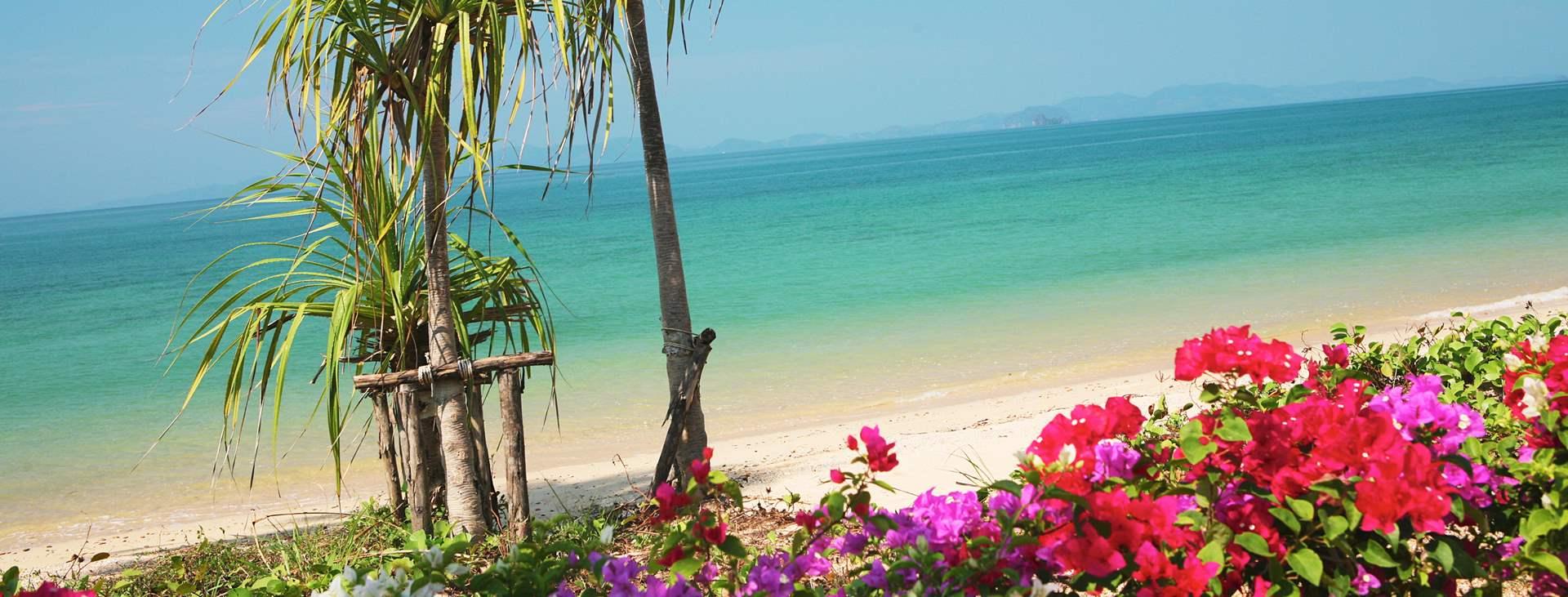 Varaa Tjäreborgilta seuraava lomamatkasi Thaimaan Klong Muang Beachille