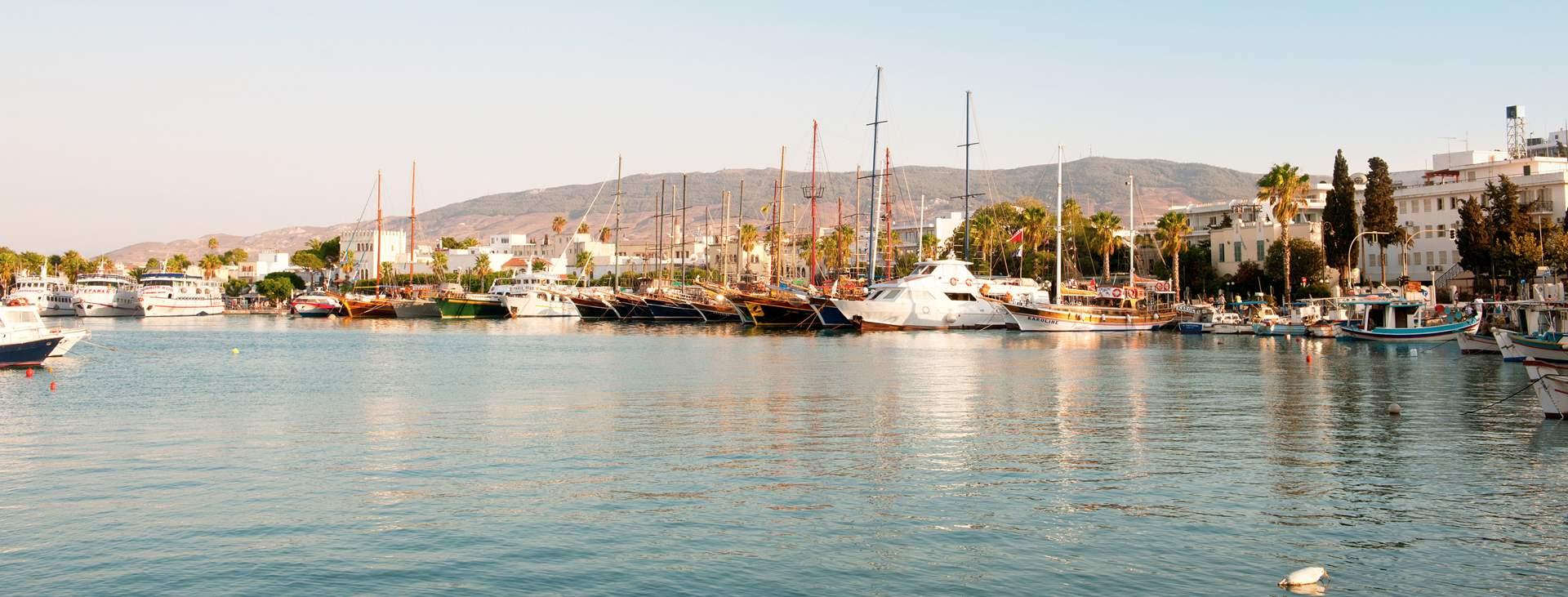 Kosin kaupunki Kreikassa ei selityksiä tarvitse - sopii sekä perheille että myös bilettäjille