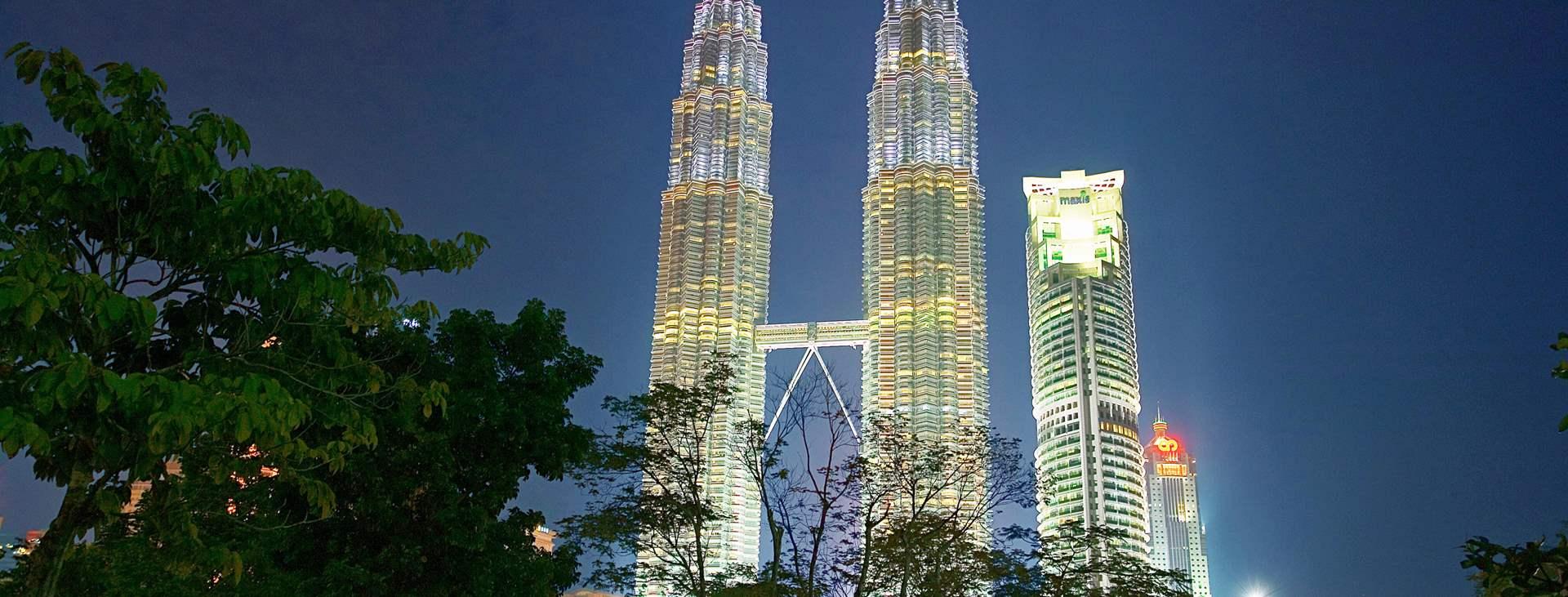 Varaa matka Kuala Lumpuriin, Malesiaan Tjäreborgilta