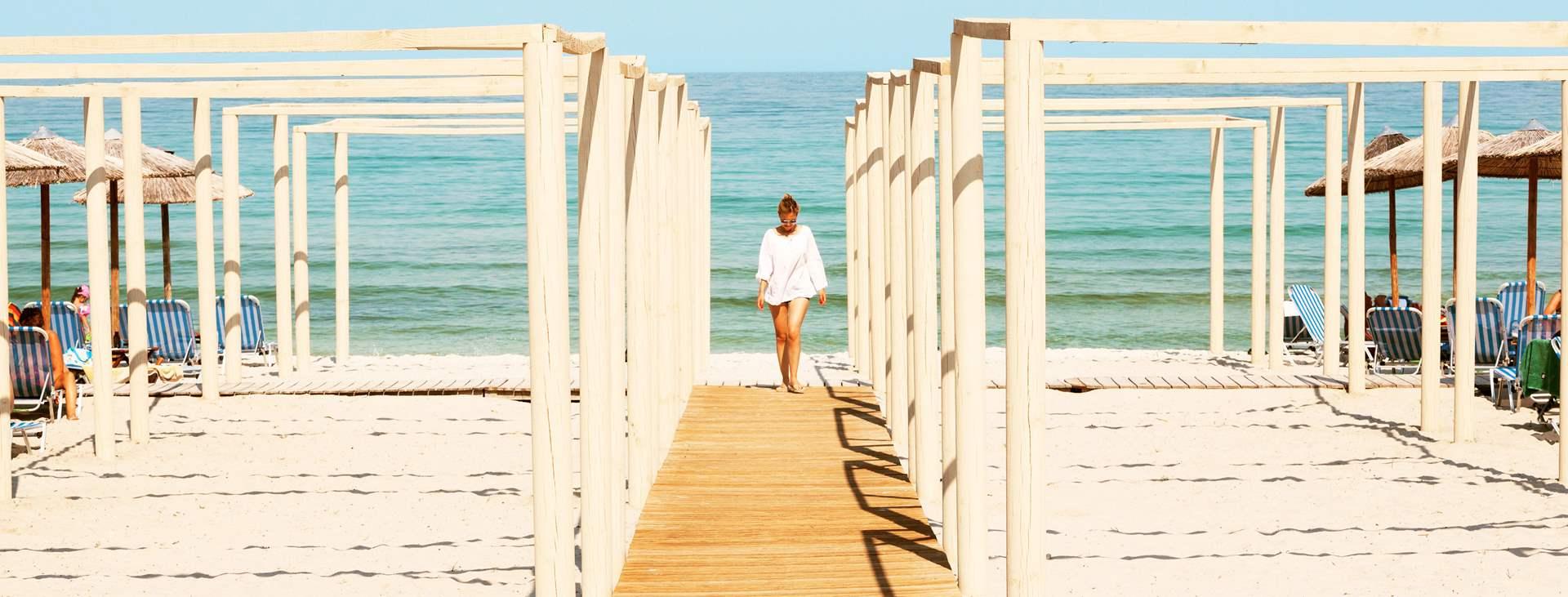 Varaa Tjäreborgin matka Golden Beachille, Thassokselle