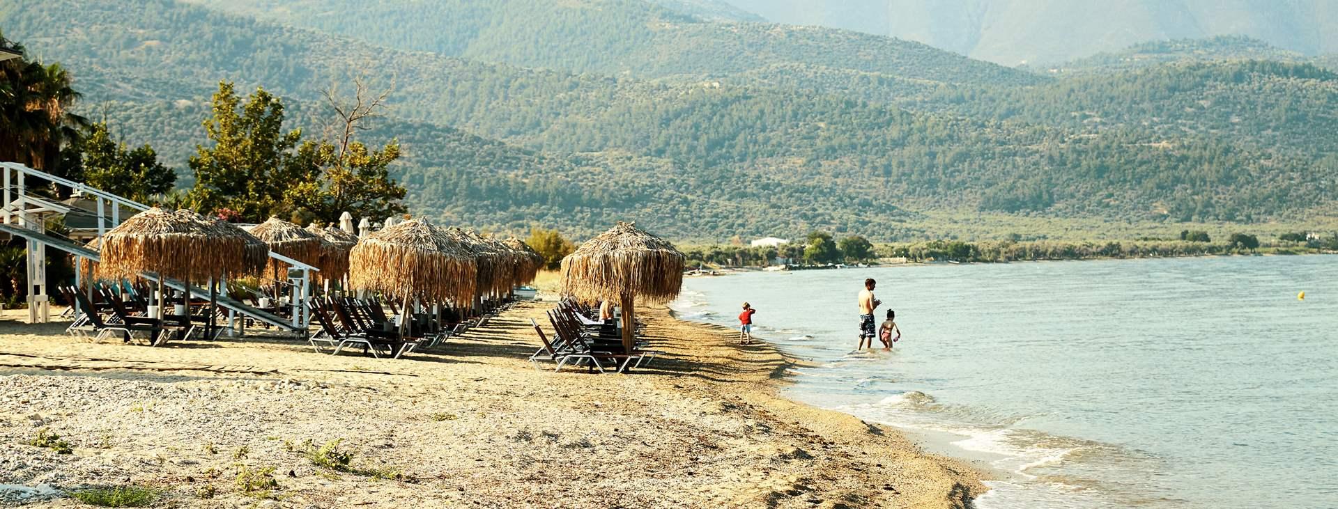Vietä rentouttava loma Ska Prinoksessa, Thassoksen saarella, Kreikassa