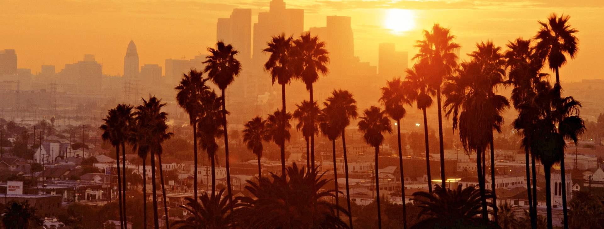Lähde Los Angesiin, USA:han