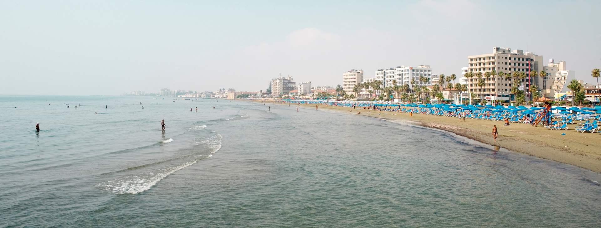 Varaa matka Larnakaan, Kyprokselle Tjäreborgilta