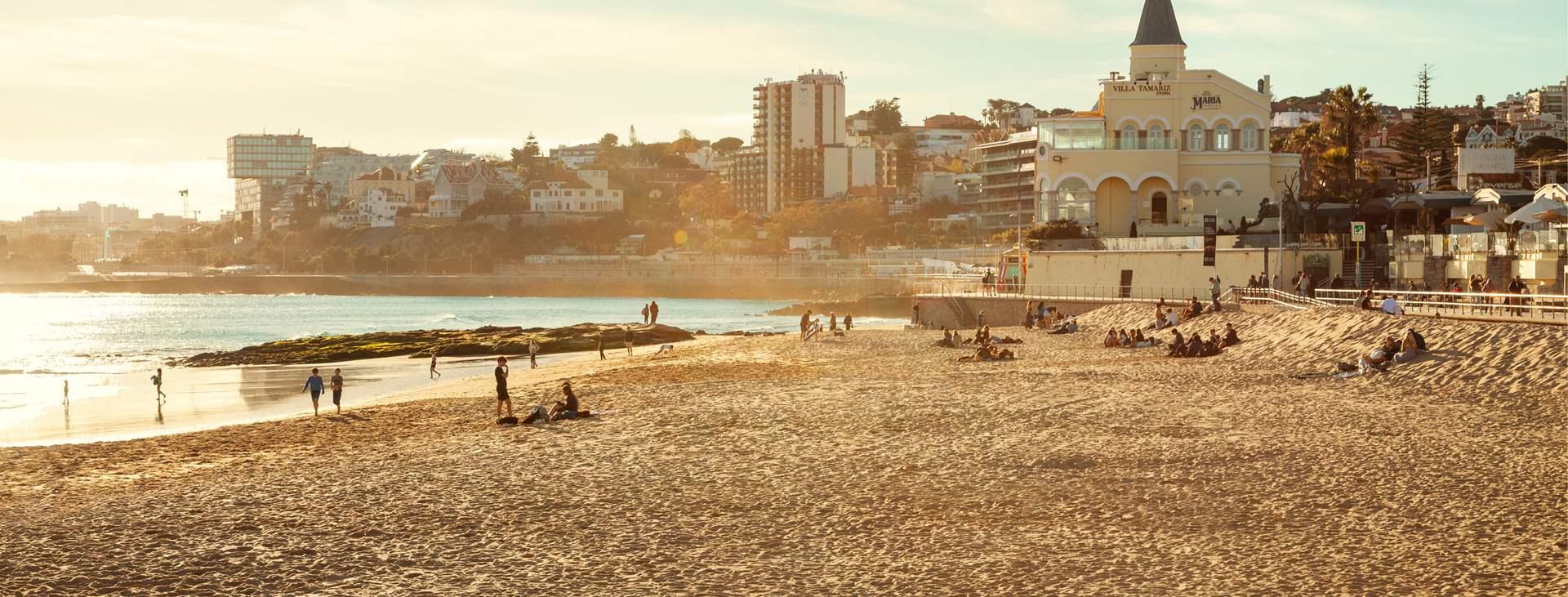 Lomalle Portugaliin? Estoril ja Cascais - golfia, rantoja, yöelämää, charmia ja rauhaa