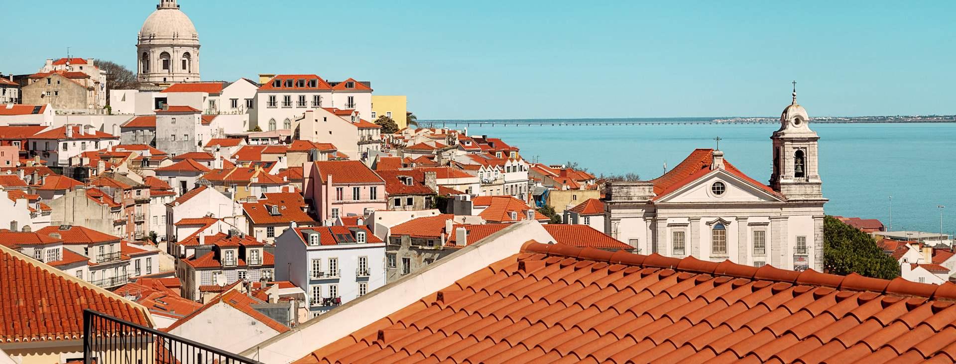 Varaa matkasi Tjäreborgilta Lissaboniin, Portugalin pääkaupunkiin