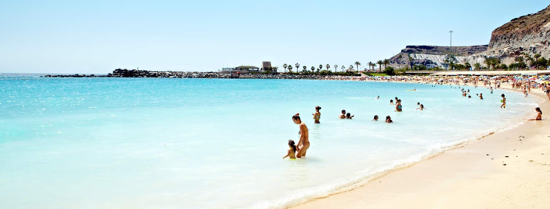 Varaa All Inclusive -loma Playa de Amadoresissa, Gran Canarialla