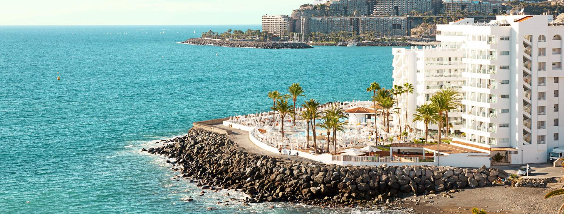 Matkat lapsiystävälliseen Arguineguíniin Gran Canarialle