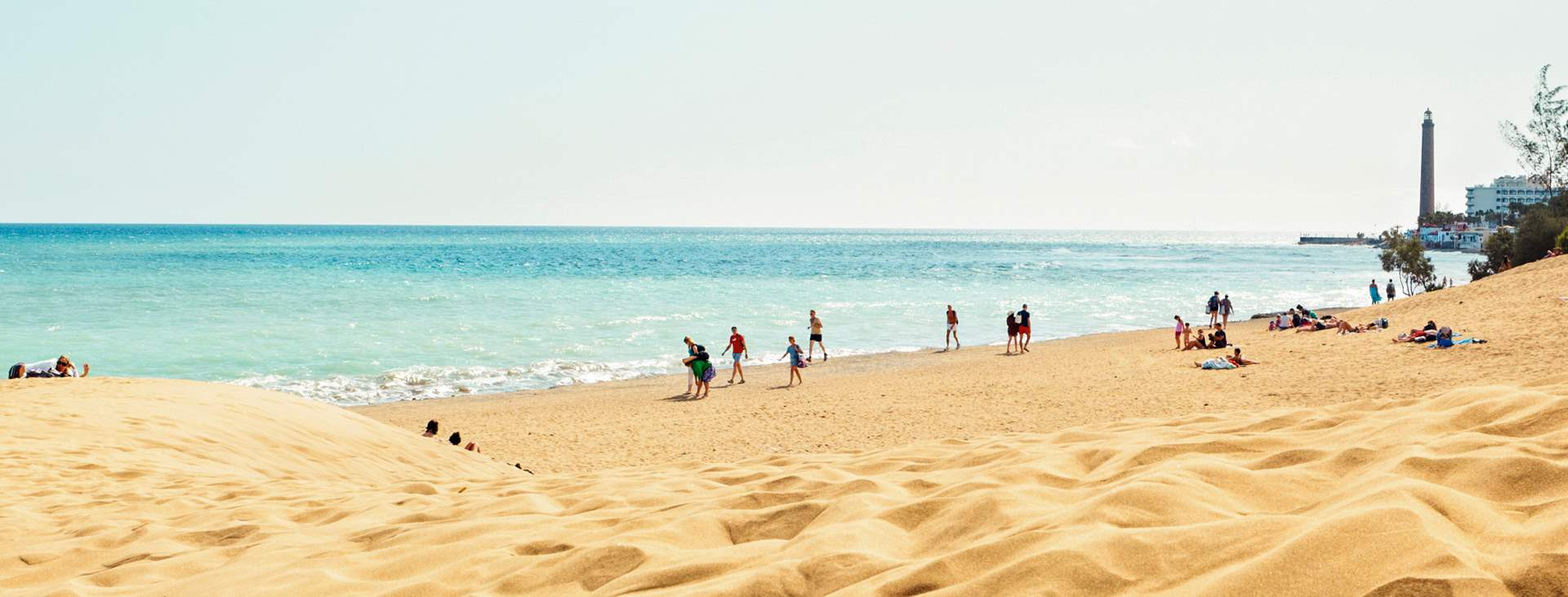 Matkat Costa Melonerakseen Gran Canarialle