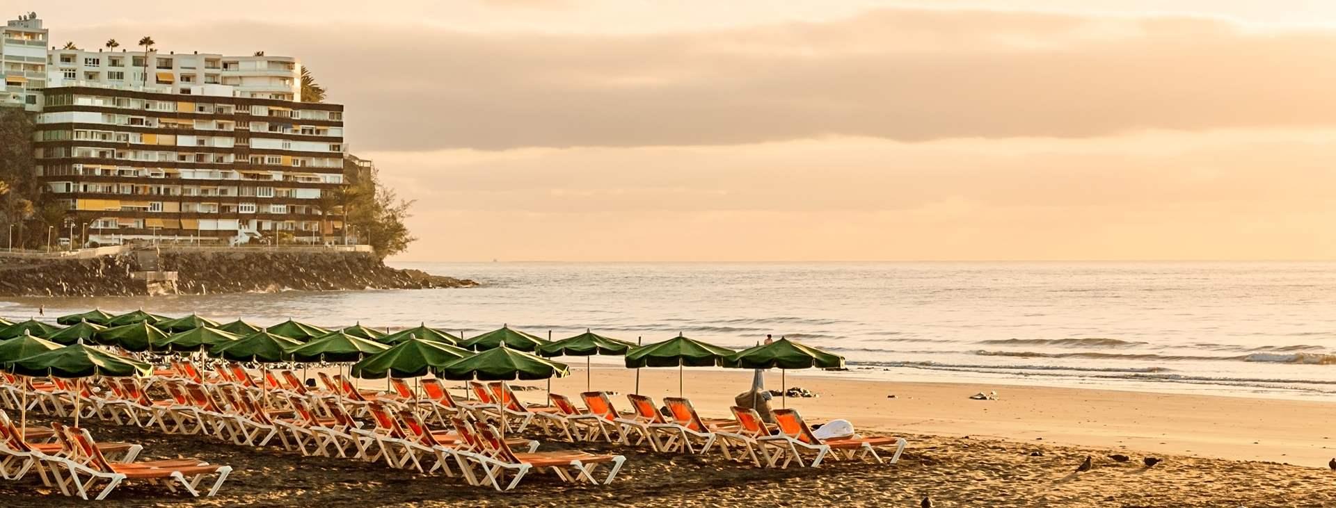 Lähde Tjäreborgin lomalle San Agustiniin, Gran Canarialle