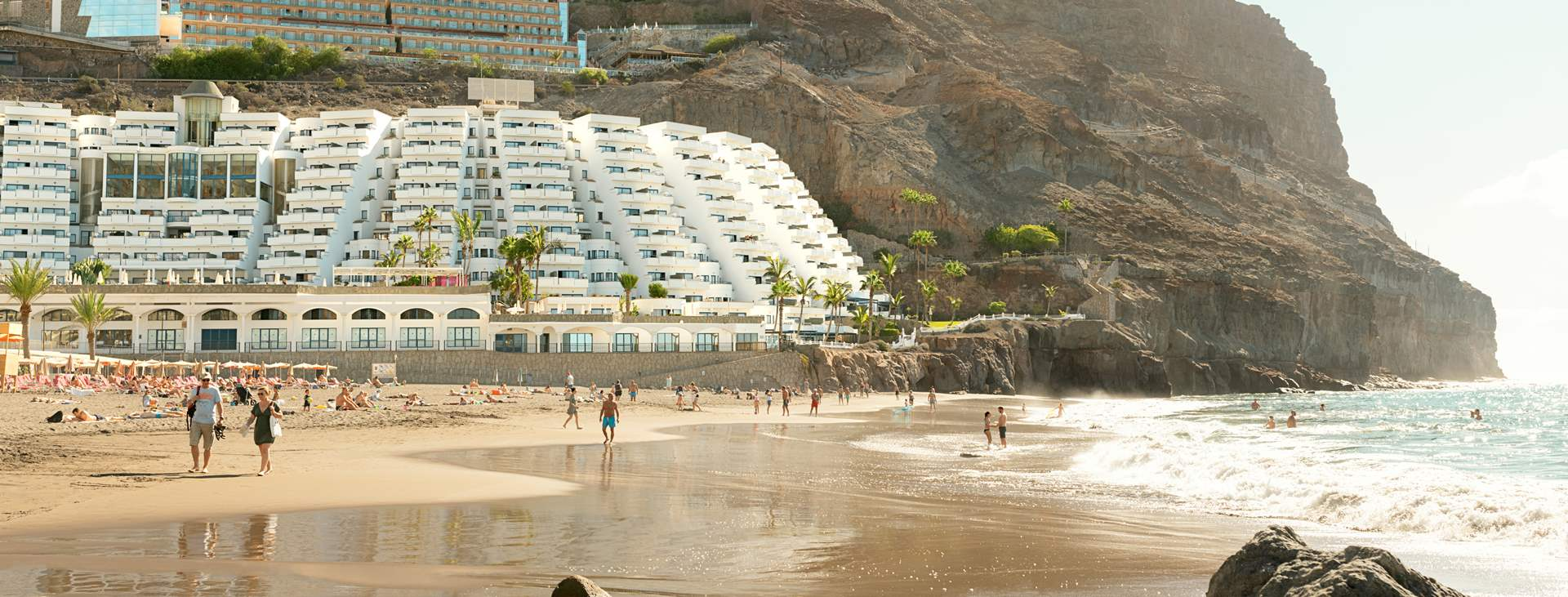Lomaile Playa de Tauritossa, Gran Canarialla