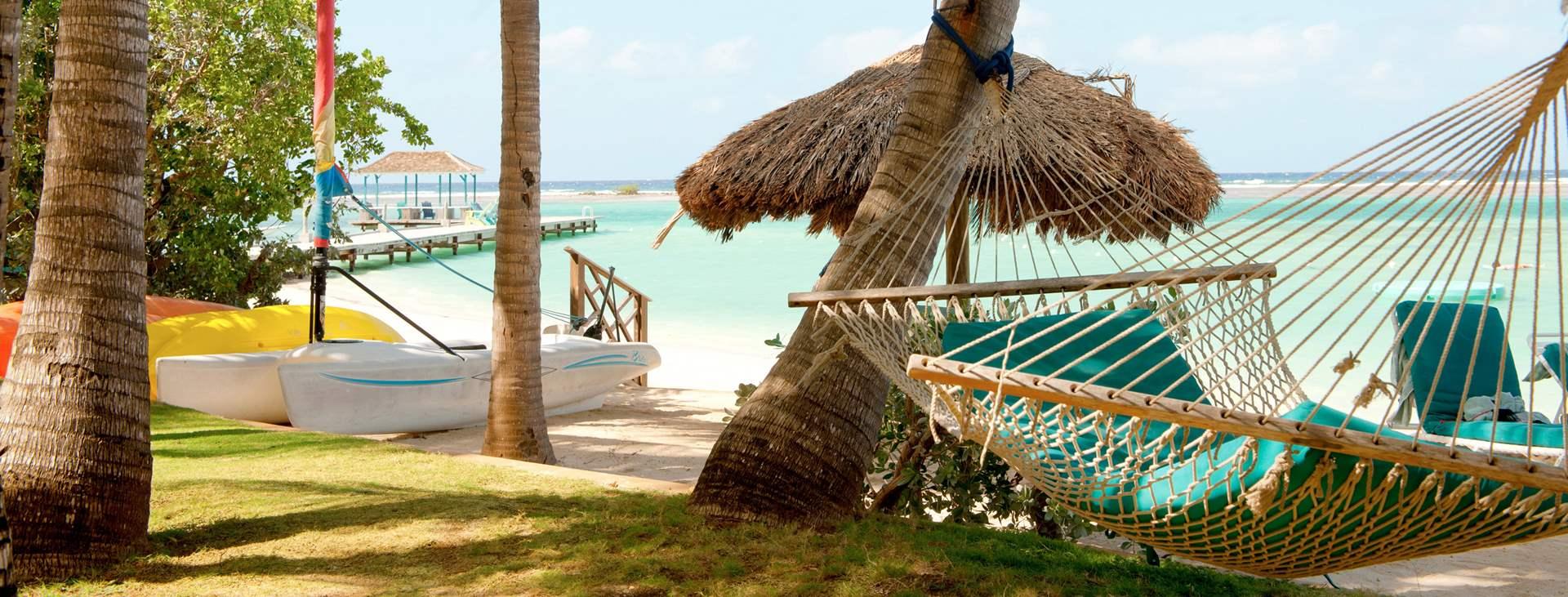 Montego Bay on Jamaikan suosituin lomakohde