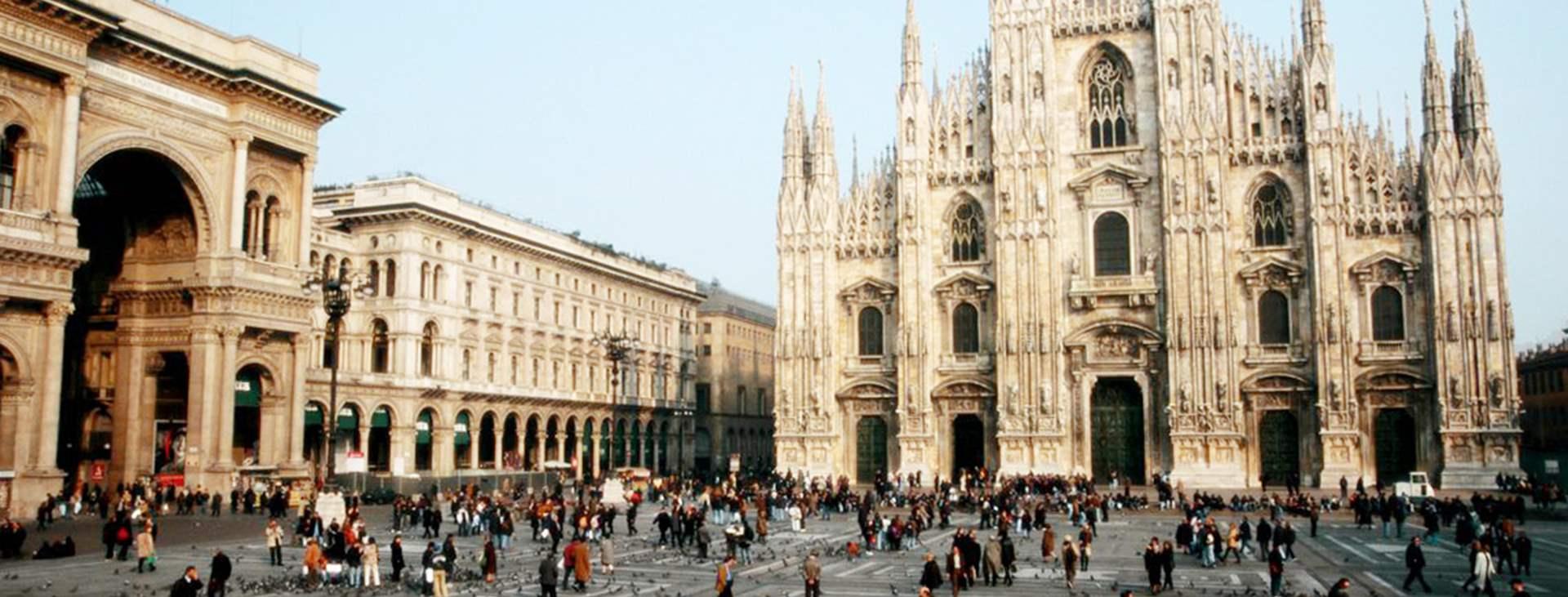 Varaa matka Milanoon, Italiaan Tjäreborgilta